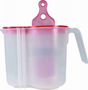 Nectar Aid Self Measuring Pitcher